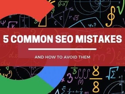 5 Common SEO Mistakes
